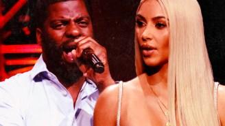 Kim Kardashian's Feud With Rhymefest Reflects Kanye West's Disregard For His Longtime Fans