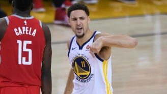 Klay Thompson's Dad Says He's Staying With The Warriors For His Whole Career
