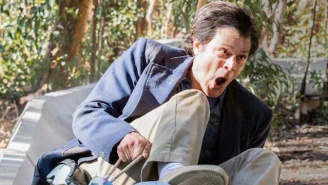 Johnny Knoxville Was Injured More While Filming 'Action Point' Than Any Movie He's Ever Done