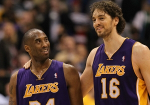 Kobe Bryant Will Release A Book With Introductions By Phil Jackson And Pau Gasol