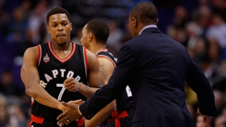 Kyle Lowry Says It's His Job To Support The Raptors' Decision To Fire Dwane Casey