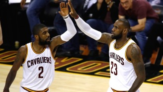 David Griffin Explained Why Kyrie Irving Could Never Be LeBron's Version Of Scottie Pippen