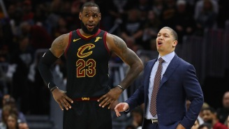 LeBron And Tyronn Lue Reportedly Wanted DeAndre Jordan At The Trade Deadline