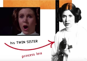 'Star Wars: A New Hope' Gets A Complete 'Arrested Development' Makeover With The Help Of Ron Howard