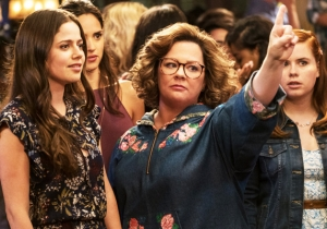 Melissa McCarthy Fights Valiantly To Save Another Overbroad Premise In 'Life Of The Party'