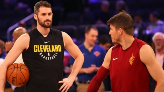 The Cavs Offense Has Been Revitalized Thanks To Kevin Love And Kyle Korver