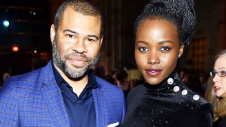 Jordan Peele Has Announced His Follow-Up To 'Get Out' And It May Star Lupita Nyong'o And Elisabeth Moss