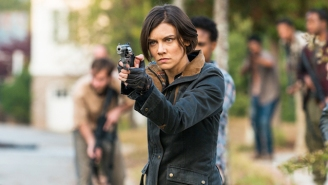 Lauren Cohan Has Confirmed That She's 'Not Done' Playing Maggie On 'The Walking Dead'