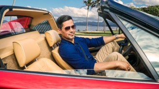 The 'Magnum PI' Reboot Trashes A Lot Of Ferraris In An Action-Packed Trailer