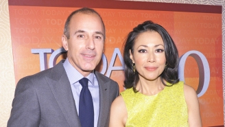 Ann Curry: NBC Didn't Talk To Me About Matt Lauer Before Determining There Was No Wrongdoing By Leadership