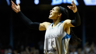 Get The W: Respect Maya Moore And The Lynx Dynasty
