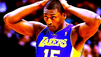 Metta World Peace Wants To Make The Hall Of Fame