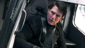Tom Cruise Continues To Defy Death In The New 'Mission: Impossible – Fallout' Trailer