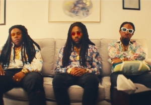 'SNL' And Donald Glover Skewer Migos By Sending Them To Therapy In 'Friendos'