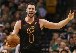 What's The Best Possible Plan For Kevin Love And The Cavs?