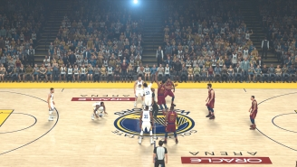 Here's What 'NBA 2K18' Is Predicting For The 2018 NBA Finals