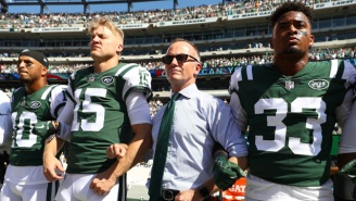 New York Jets Co-Owner Christopher Johnson Will Pay The Fines If His Players Decide To Kneel