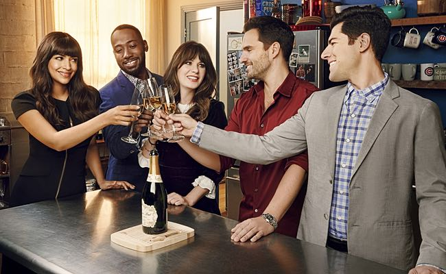 new girl series finale review