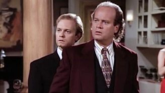 Kelsey Grammer Is Being Extremely Picky About Rebooting 'Frasier'