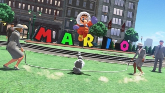 The Frustrating 'Super Mario Odyssey' Jump Rope Mission Is Made Super Simple With This Glitch