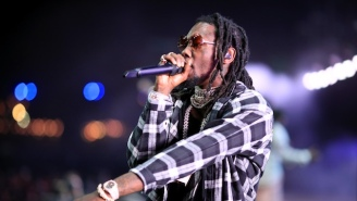 Offset Was Not A Fan Of Donald Glover's Migos Parody On SNL