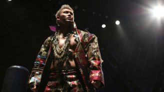 AXS TV Will Air All Okada's Title Defenses In A Late Night Programming Block