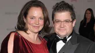 'Jeopardy!' Delivered An Understated Tribute To Patton Oswalt And His Late Wife Michelle McNamara