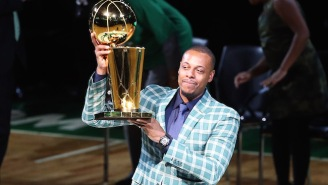 Paul Pierce On The Celtics' Future And The Two Teams He'd Sign With If He Were LeBron