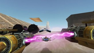 Nintendo 64's 'Star Wars Episode 1: Podracer' Gets An Updated PC Release 19 Years Later