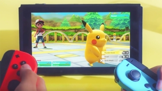 'Pokemon Let's Go' Will Bring The Franchise To Nintendo Switch Ahead Of A New Game In 2019