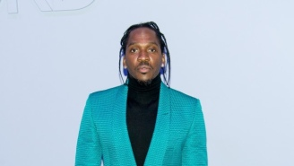 Pusha T Reveals His Album's Tracklist With A Song Named After Meek Mill