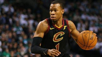 The Cavs Won't Discipline Rodney Hood For Refusing To Check Into Game 4
