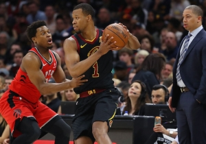 Where The Hood At? Rodney Hood Explains Why He Didn't Check In Vs. The Raptors