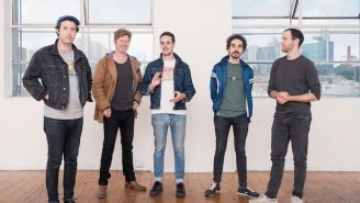 Rolling Blackouts Coastal Fever Escape The Working Man's Malaise On 'An Air Conditioned Man'