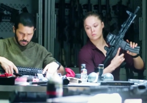 Mark Wahlberg Saves The World (Again) With A Little Help From Ronda Rousey In The 'Mile 22' Trailer