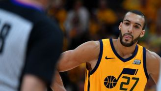 Rudy Gobert Was Moved To Tears While Discussing His All-Star Snub