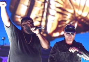El-P Says Run The Jewels Turned Down An NFL Offer To Feature The Group's Music At The Super Bowl