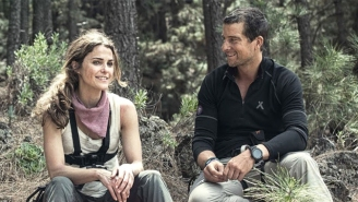 What's On Tonight: Keri Russell Chows Down On Grilled Crickets And Worse On 'Running Wild'