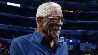 Celtics Legend Bill Russell Says He's On The Way Home From The Hospital