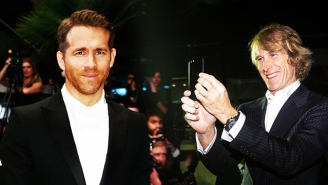 Ryan Reynolds And The 'Deadpool' Writers Are Teaming Up With Michael Bay For A Netflix Action Film