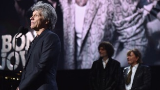 Watch The Trailer For This Year's Action-Packed Rock And Roll Hall Of Fame Induction Ceremony
