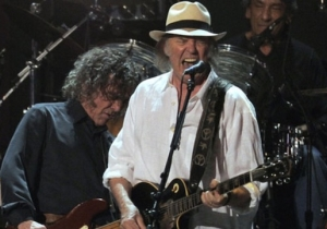 Neil Young Plans To Release 'Four Or Five Crazy Horse Albums That Have Never Been Heard'