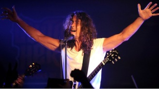 Chris Cornell's Wife Is Holding A Public Candlelight Vigil On The Anniversary Of His Death