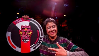 How A Woman Finally Won The Foremost Breakdancing Competition In The World