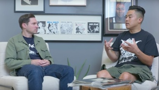 Watch Rawkus Records Founder Jarret Myer Discuss The Label's Cultural Impact