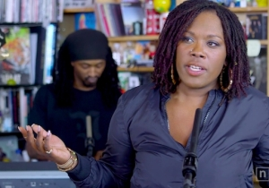 Compton Rapper Ill Camille Pays Homage To Family And Community In A Soulful Tiny Desk Concert