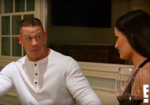 A Report Indicates John Cena And Nikki Bella Have Decided To Get Back Together