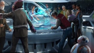 Disney's 'Star Wars: Galaxy's Edge' Is Less Than A Year Away And Seems Like A Real-Life Role-Playing Game