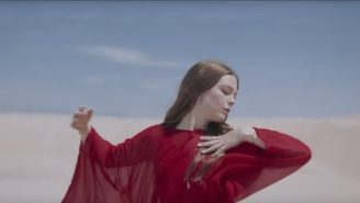 Maggie Rogers' New Video For 'Fallingwater' Is Loose, Free, And Defiant