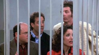 The 'Seinfeld' Series Finale Almost Looked Very Different